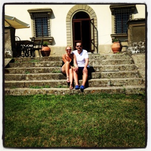 30th June 2014 Florence and Villa Campestri 2877
