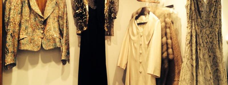 Vintage dresses Hope&Harlequin