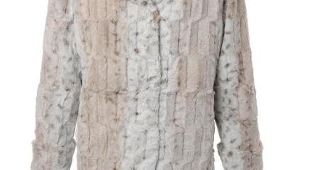 Snow Lynx Dennis Basso - QVC